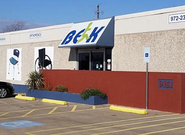 BEK Dallas Store