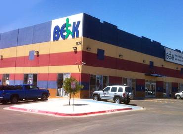 BEK El Paso Store