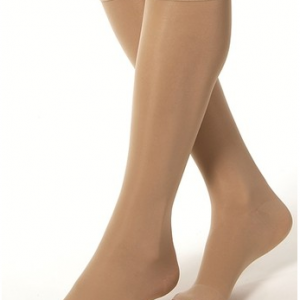 Jobst Ultrasheer 15-20 mmHg Open Toe Knee High-0