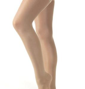 Jobst Ultrasheer 20-30 mmHg Thigh High w/ Lace Silicone Border-0