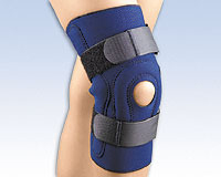 Safe-T-Sport Hinged Knee Stabilizing Brace-0