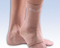 prolite knit ankle support