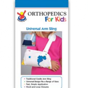 Pediatric Cradle Arm Sling