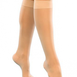 SIGVARIS Sheer Fashion 15-20mmHg Knee High-0