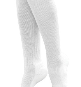 SIGVARIS Cushioned Cotton 15-20mmHg Knee High (For Women)-0