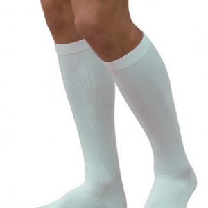 SIGVARIS Classic Ribbed 15-20mmHg Knee High (For Men)-0