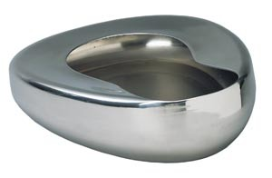 Adult Bed Pan (Stainless Steel)-0