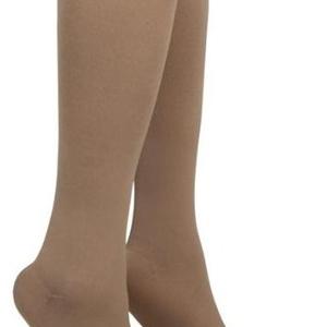 SIGVARIS Soft Opaque 20-30mmHg Knee High Open Toe-0