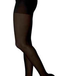 SIGVARIS Soft Opaque 20-30mmHg Pantyhose Open Toe-0