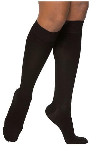 SIGVARIS Access 20-30mmHg Knee High Open Toe-0