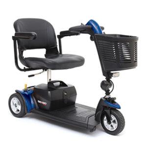 Go-Go Sport 3 Wheel Motor Scooter