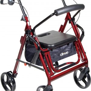 Duet Combo Rollator/ Transport Chair