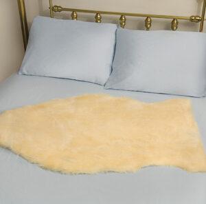 Deluxe Natural Sheepskin-0