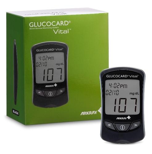 Glucocard Vital Glucose Monitoring System