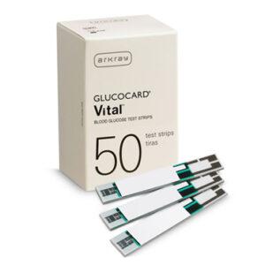 Glucocard Test Strips