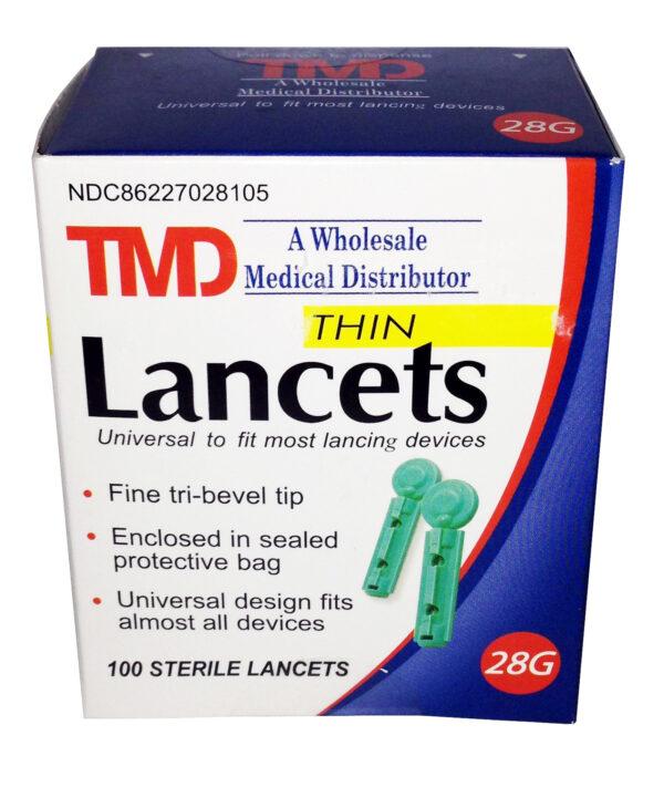 Diabetic Lancets (100 ct.)