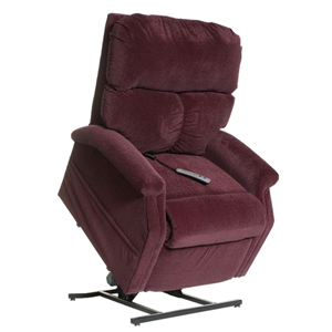 Red Lift Chair LC-30
