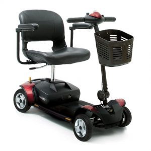 Go-Go Elite Traveler 4 Wheel-0