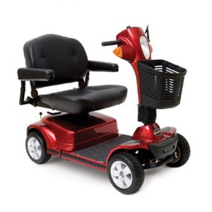 Maxima 4 Wheel Motor Scooter