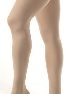 Womens 15-20 mmHg Open Toe Thigh High Socks