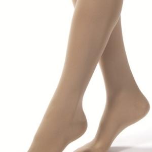 Opaque 30-40 mmHg Closed Toe Thigh High Petite