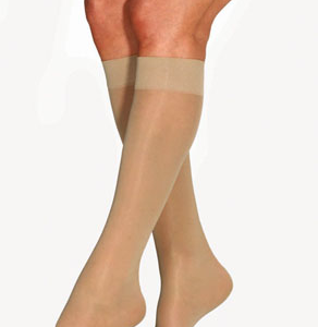Jobst Ultrasheer 8-15 mmHg Knee High-0