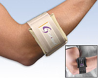 Safe-T-Sport Gel Band Tennis Elbow Arm Band