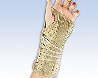 Soft Fit Wrist Brace-0