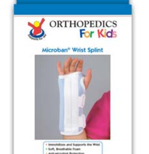 Microban Wrist Splint-0
