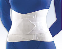 Lumbar Sacral Support with Abdominal Belt 10