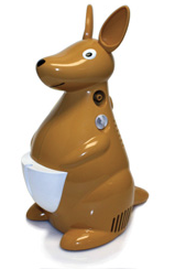 Pediatric Kangaroo Nebulizer