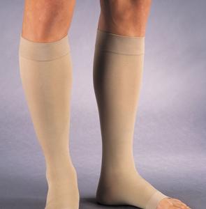 Jobst Relief 15-20 mmHg Open Toe Knee High-0