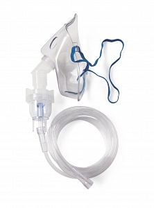 Pediatric Nebulizer Mask with Tubing-0