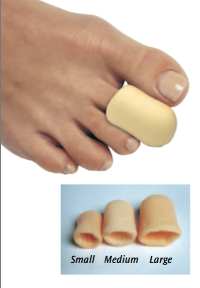 Nylon-Covered Polyfoam Toe Cap-0
