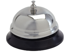 Round Call Bell-0