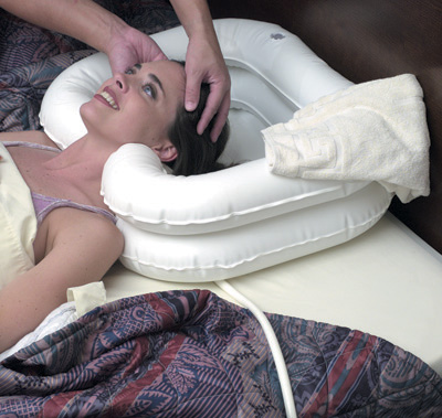 Inflatable Bed Shampooer-584