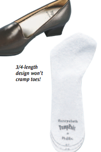 PumpPals® Terrycloth Insoles-0
