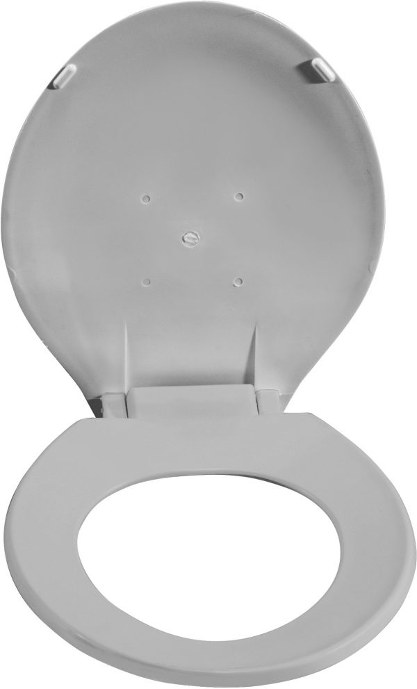 Round Toilet Seat with Lid
