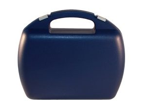 InTENSity Carrying Case - Blue-0
