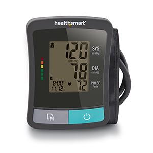 HealthSmart® Standard Series Upper Arm Digital Blood Pressure Monitor-0
