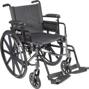 """Cirrus IV Wheelchair 20""""-0"""