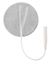 "Electrode - Foil - 2"" - White Cloth-0"