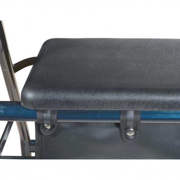 """Aluminum Rollator 6"""" Casters-3891"""