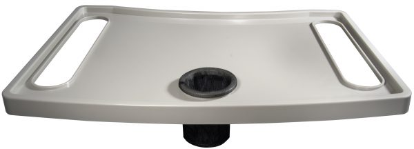 Universal Walker Tray with Cup Holder-3988