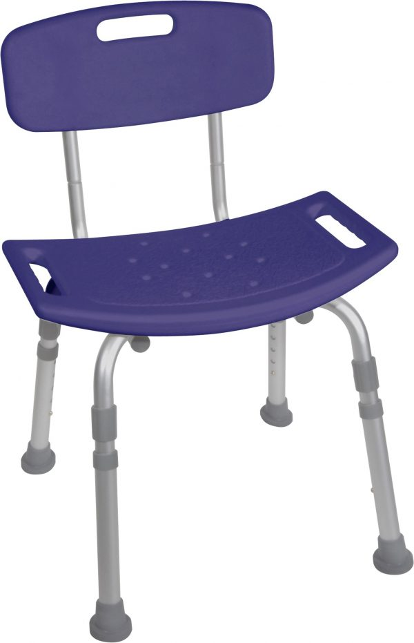 Deluxe Aluminum Bath Chair-4095
