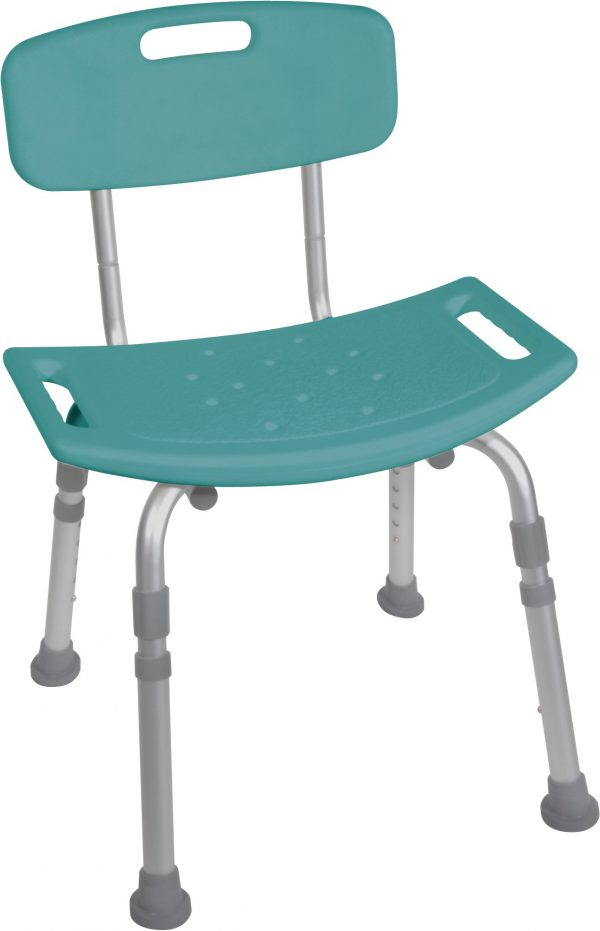Deluxe Aluminum Bath Chair-4094