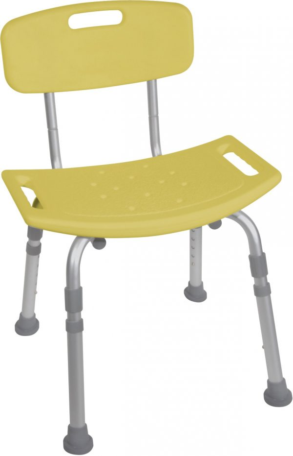 Deluxe Aluminum Bath Chair-4089