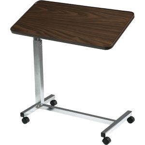 Deluxe, Tilt-Top Overbed Table-0