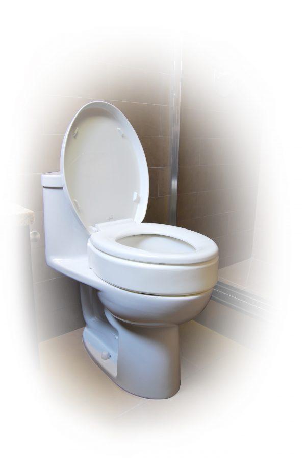 Toilet Seat Riser-4540
