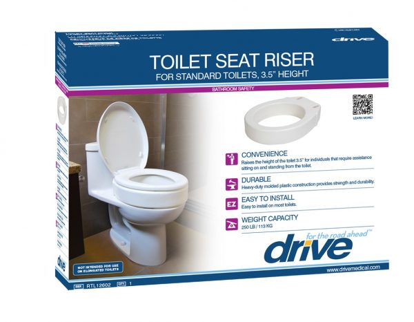 Toilet Seat Riser-4539